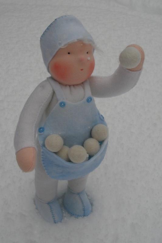 Zelfmaakpakket Sneeuwballenbakker