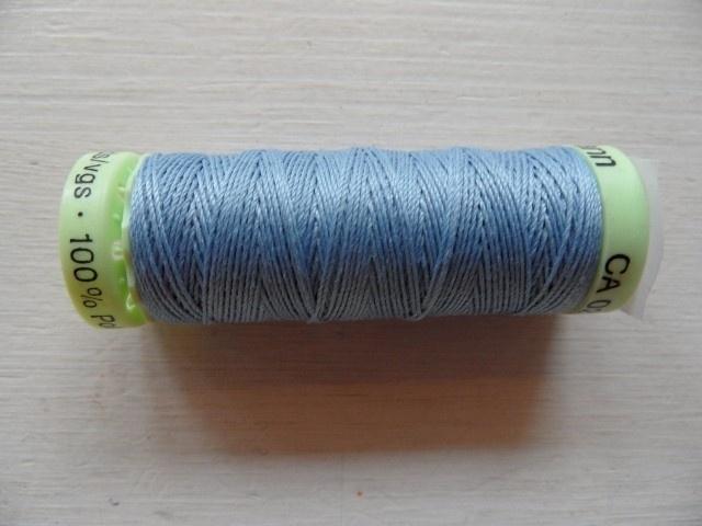 Afbindgaren blauw