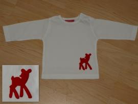 Shirtje Hertje (maat 56)