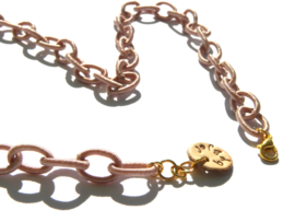 Chain Woven Necklace