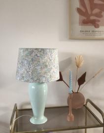 Ceramic Liberty Flower Lamp