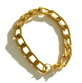 Chunky Golden Bracelet