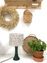 Ramas Sweden & Ceramic Green Lamp
