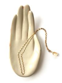 Citrine Golden Necklace