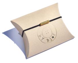Pure Tube Bracelet