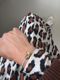 Pearl & Cowrie Shell Bracelet