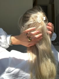 Mermaid Shell Hairclip