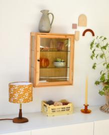 Liberty Ocher & Wood 5 Lamp