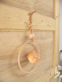 Bamboo & Wood Wreath