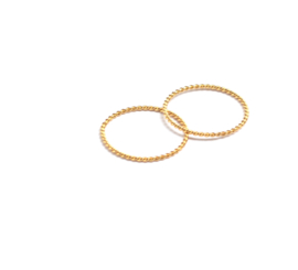 Twisted Golden Ring