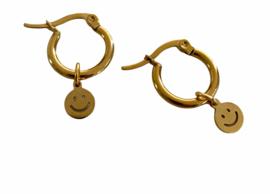 Happy Smile Earring Set