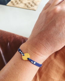 Liberty Golden Coin Bracelet