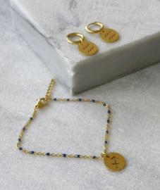 Zodiac Enamel Bracelet