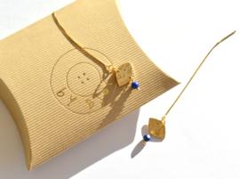 Blue Eye Golden Threaders