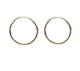 Sterling Silver Mini Hoop Earrings