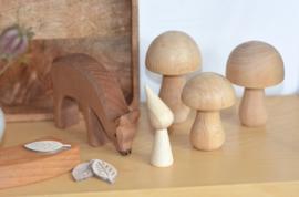 Autumn Wooden Decoration Set