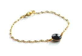 Black & Gold Bracelet