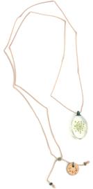 Tørre Blomster Necklace