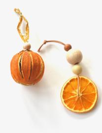 Appelsin & Liberty Christmas Hanger