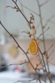 Appelsin & Wood Christmas Hanger