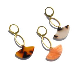 """""""Fan""""- Earrings"""