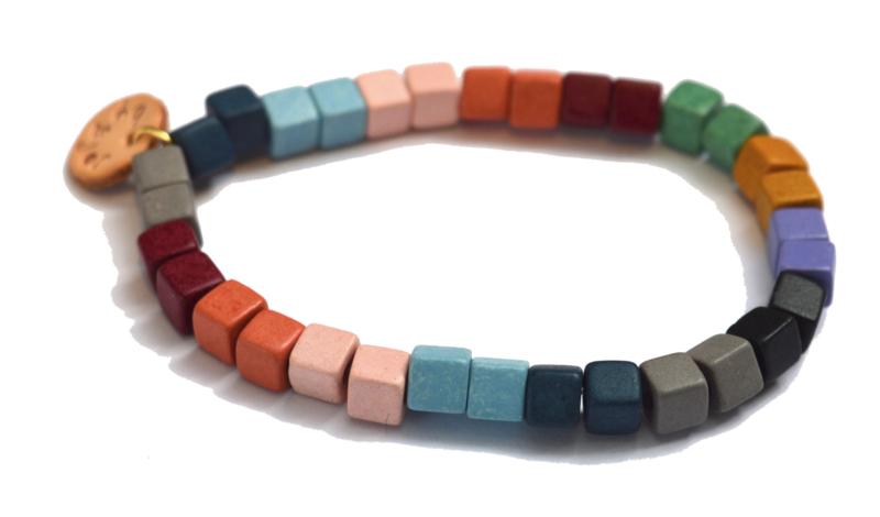 Ceramic Surf Bracelet