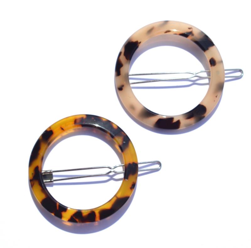 Hair Pin Round
