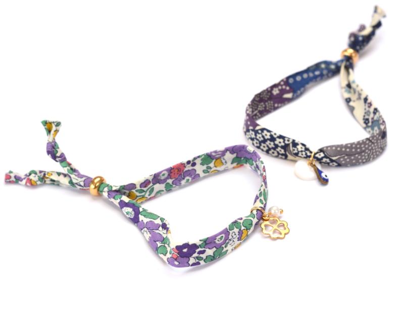 Liberty Lucky Charm Bracelet