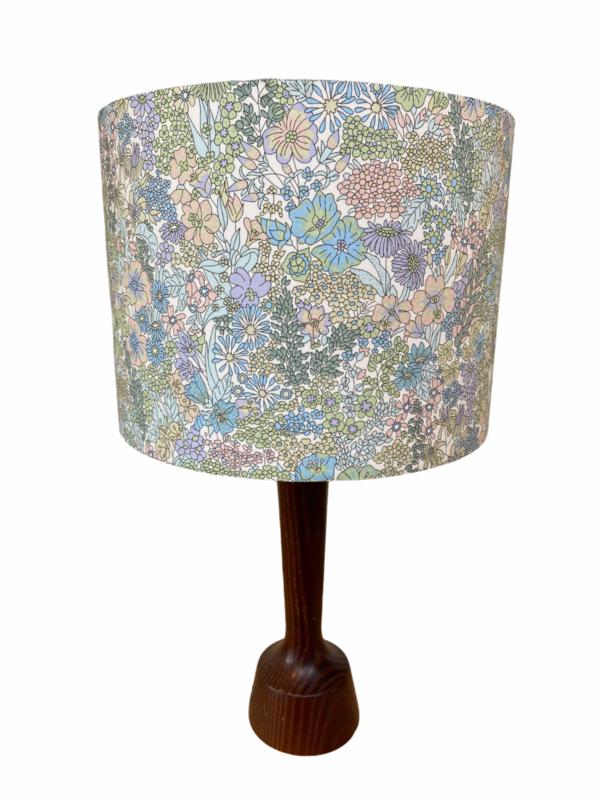 Liberty & Dark Wood Lamp