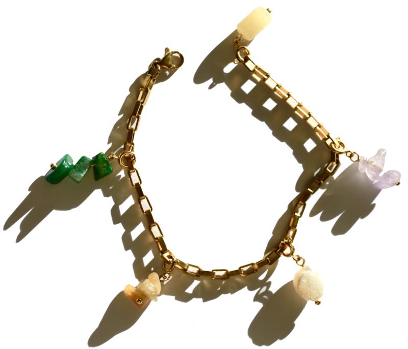Symbolic Charm Bracelet