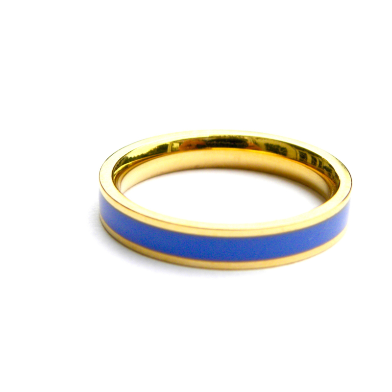 Enamel Color Ring