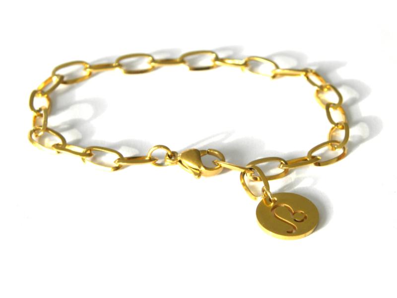 Chain Zodiac Bracelet