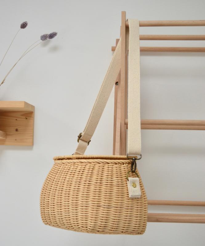 Rattan Adventure Basket