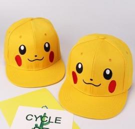 Stoere, gave Pikachu cap pet.