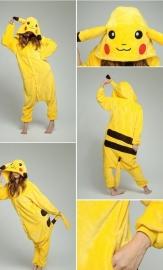 Pokemon, pichacu onepiece, onesie, jumpsuit, pyjama.