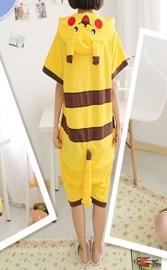 Pikachu Pokemon onepiece, jumpsuit, huispak