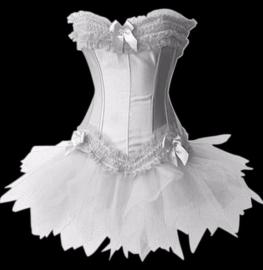 Supergave witte petticoat.