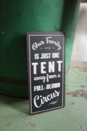 "leuke magneet ""circus..."""
