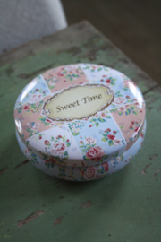 "lief rond blik ""Sweet time"" M"