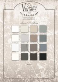 """Vintage paint """" Soft Linen """" 100 ml"""