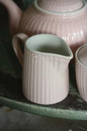 Creamer Alice pale pink