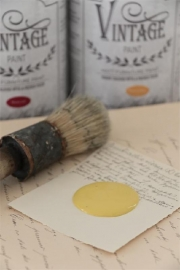 "Vintage paint ""Warm Yellow"" 100 ml"