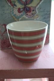 "Greengate latte cup ""Zoe linen"""