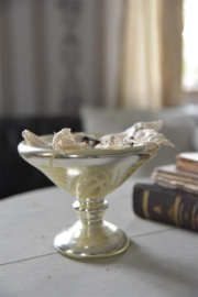 Bowl - Mercury glass - 12 cm