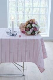 """vrolijk tafelkleed """" Sofie pink"""" van Krasilnikoff"""