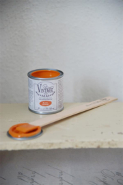 "Vintage paint ""Rusty orange"" 100 ml"