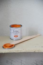 """Vintage paint """"Rusty orange"""" 700 ml"""