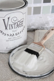 "Vintage wall paint  ""pearl grey"""