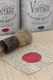 "Vintage paint ""Warm Red"" 100 ml"