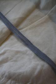 smal grijs katoenen lintje